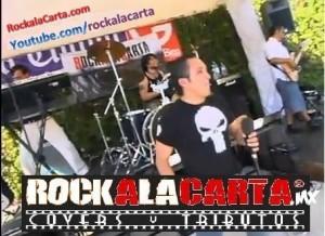 RockalaCarta en Expo, Morelos 2010