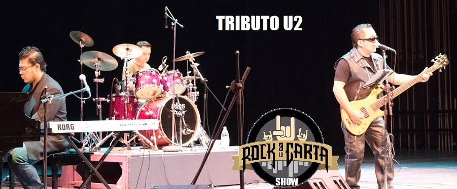 Tributo U2 mexico