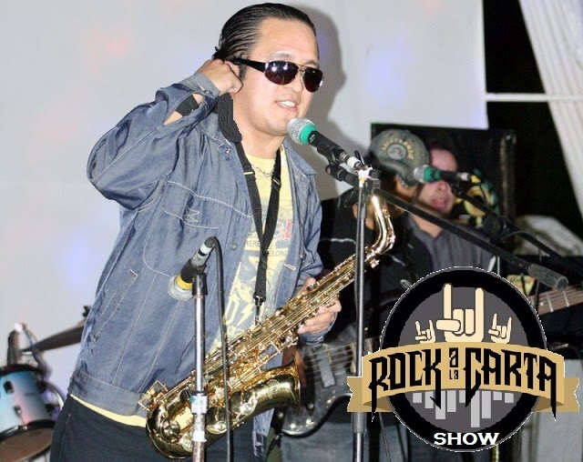 rockalacarta covers saxofón