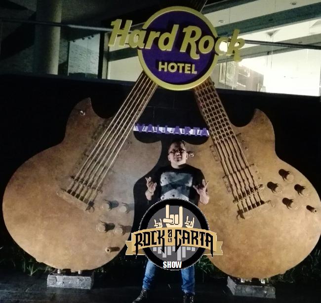 En HARD ROCK Hotel Puerto Vallarta