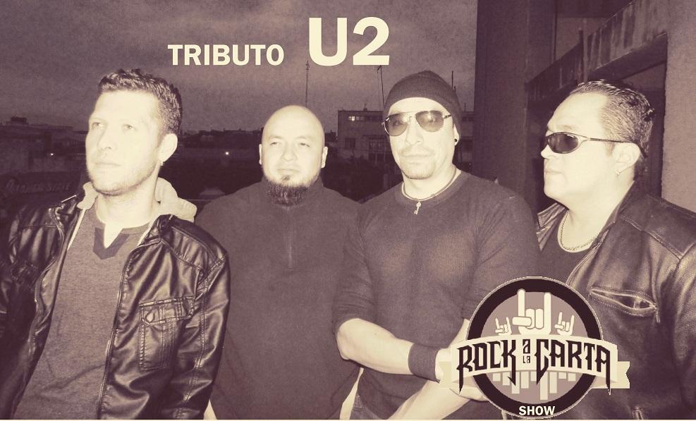 El mejor Tributo a U2.... somos fans, lo hacemos de la mejor manera