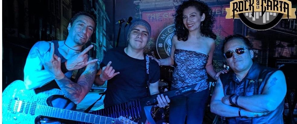 Grupo de rock 80s 90s y mas